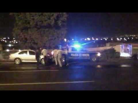 accidente en carretera a chapala