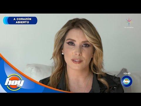 Frases de amigos - 'Me he ganado amigos y enemigos por ser hija de Magda': Andrea Escalona  A corazón abierto  Hoy