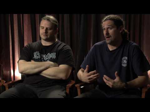 Cannibal Corpse interviewed at Scion Fest 2010 (видео)
