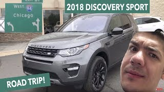 Download Lagu 2018 Land Rover Discovery Sport (Road Trip to Chicago!) Mp3