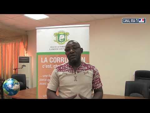 COTE D'IVOIRE :ACT.3- Interview de l'atelier sur la corruption