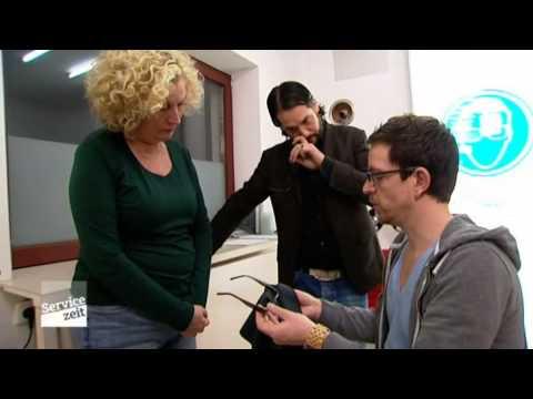 Brillen aus dem Internet im Test - Servicezeit (WDR)