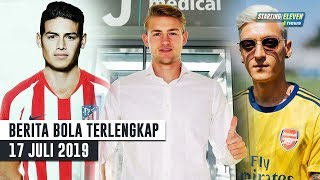 Video De Ligt RESMI Gabung Juve 😱 Kalian Dibohongi! James Tak Ke Atletico 😂 Jersey Baru Arsenal - Berita MP3, 3GP, MP4, WEBM, AVI, FLV September 2019