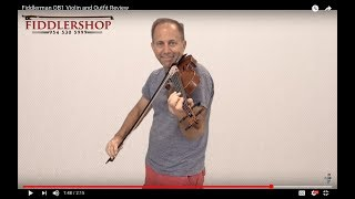 Fiddlerman OB1 Violin and Outfit Review