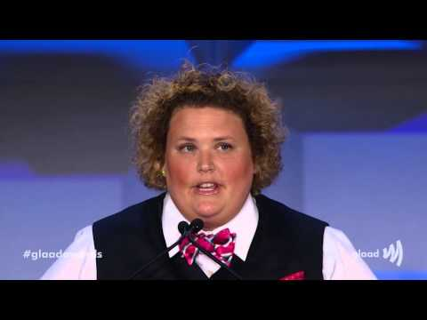 Fortune Feimster's side-splitting monologue at #glaadawards