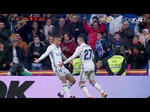 Real Madrid 6-1 Cultural Leonesa 720p HD 30/11/16 by RealMadrid.Universe