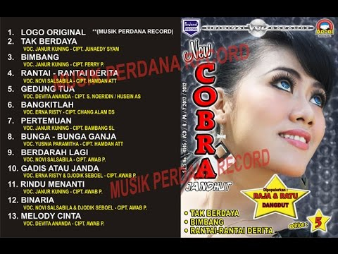 Tak Berdaya - New Cobra - Janur Kuning [ Official ] Mp3