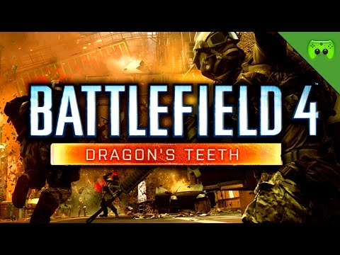 BATTLEFIELD 4 DRAGON'S TEETH # 40 - Der Lumphini Garten «» Let's Play BF4 Multiplayer | Full HD