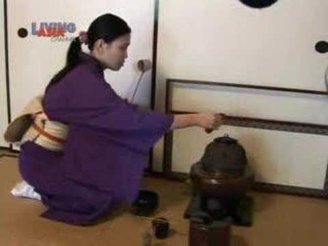 Still image from Japan: Natsume Tea Ceremony