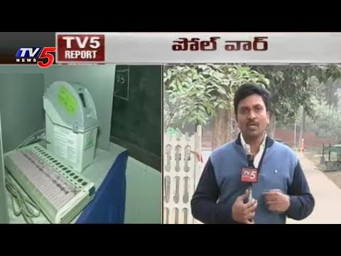 Gujarat Elections Second Phase of Polling Updates   TV5 News
