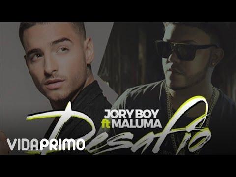 Jory Boy - Desafio ft. Maluma