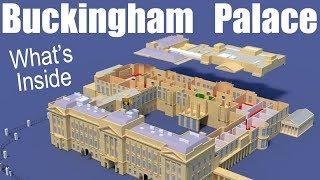 Video What's inside of Buckingham Palace? MP3, 3GP, MP4, WEBM, AVI, FLV Januari 2019