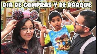 Día en el Parque | De Compras en Disney | Family Juega