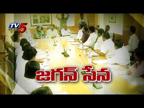 Jagan Special Focus On YCP Strengthen | YCP Committee : TV5 News