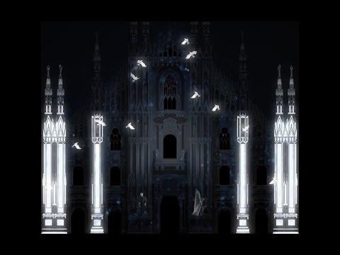 Videomapping Pietra e Preghiera