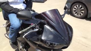 9. Yamaha r6 2005 raven