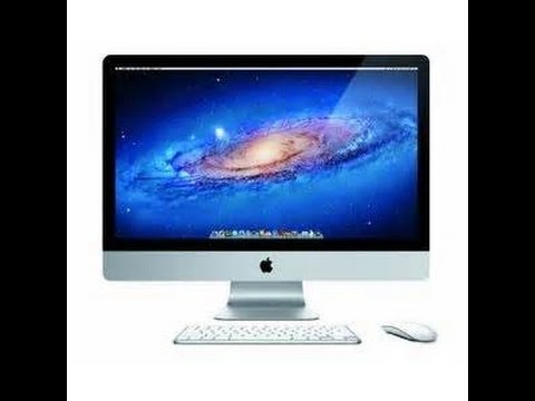 4GB to 32GB RAM Upgrade Apple iMac Mid 2011