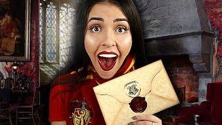 RECEBI MINHA CARTA DE HOGWARTS! (NOVO JOGO - Harry Potter: Hogwarts Mistery)