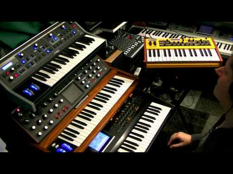 synth - Visit my website for more info: http://www.rewo-music.com Please subscribe! - This synth performance has been done especially for a very good friend from Gre...
