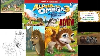 Alpha   Omega 3  The Great Wolf Games Review By Brandon The Bambi Man