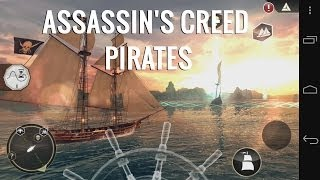 Assassin's Creed Pirates videosu