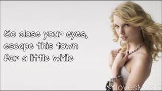 Video Taylor Swift - Love Story (Lyrics) MP3, 3GP, MP4, WEBM, AVI, FLV Januari 2018