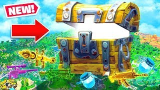 GIANT CHEST CHALLENGE *NEW* Game Mode in Fortnite Battle Royale