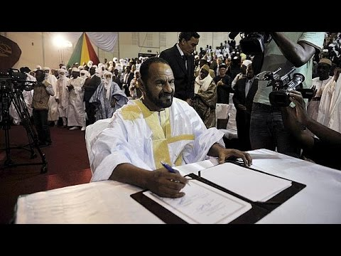 Μάλι:Υπεγράφη η ειρηνευτική συμφωνία