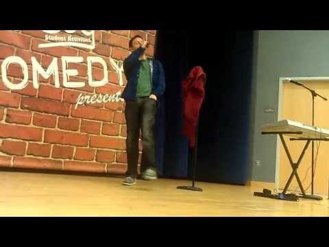 Kyle Dunnigan Stand Up at UCONN 3/14/2013