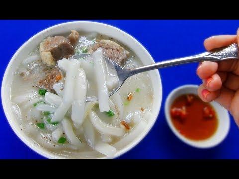 Ngon mê ly tô bún mắm của chị gái ( 7 ngày 7 món ) gần 30 năm trong hẻm ở Sài Gòn | street food - Thời lượng: 16 phút.