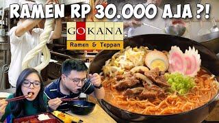 Video RAMEN Cuma Rp 30.000 di Gokana ?? Harga Anak Kos Tapi Enak !! MP3, 3GP, MP4, WEBM, AVI, FLV Januari 2019