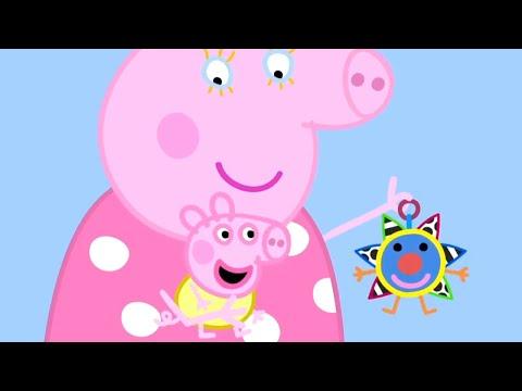 Peppa Pig en Español Episodios completos  BEBÉ ALEXANDER  Dibujos Animados