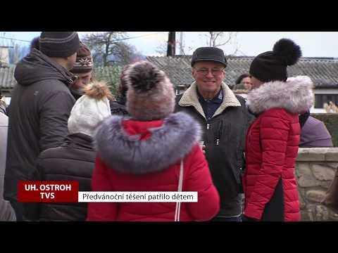 TVS: Uherský Ostroh - Předvánoční těšení