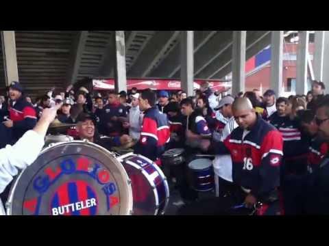 Video - previa de la gloriosa Butteler!! abril 2013 - La Gloriosa Butteler - San Lorenzo - Argentina