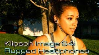 Video Klipsch Image S4i Rugged In-Ear Headphones Review MP3, 3GP, MP4, WEBM, AVI, FLV Juli 2018