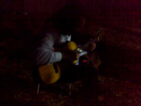 Festival Pantaneiro Aquidauana-MS_Almir Sater afinando a Viola