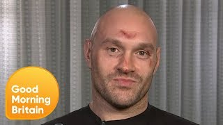 Video Tyson Fury: Everybody Who Watched the Fight Knows I've Won | Good Morning Britain MP3, 3GP, MP4, WEBM, AVI, FLV Desember 2018
