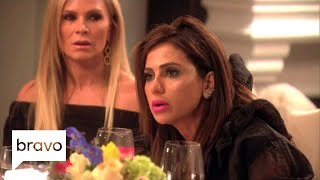 Video RHOC: Peggy Asks Shannon if She Trusts David (Season 12, Episode 16) | Bravo MP3, 3GP, MP4, WEBM, AVI, FLV Februari 2019