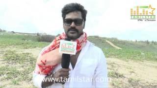 Ajay at Madurai Mavendharkal Shooting Spot