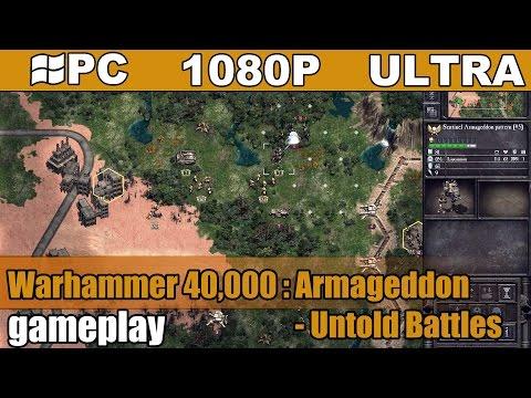 [PC/2015] Warhammer 40000 Armageddon Untold Battles-SKIDROW