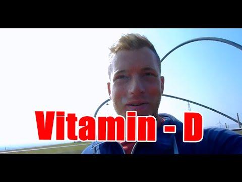 [Video] Schmale Schulter Fitness – Vitamin D – Funktion, Bildung, Supplementierung
