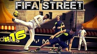 FIFA STREET 4|Прохождение КАРЬЕРЫ | #16 [Игра против REAL MADRID]