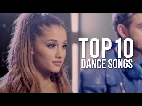 Top 10 Ariana Grande Songs To Dance To