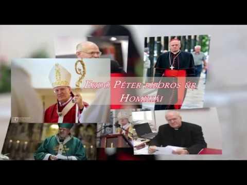 2017.09.28 Erdő Péter bíboros úr homíliája - 2017. szeptember 24.-én a Szent Gellért templom búcsúján