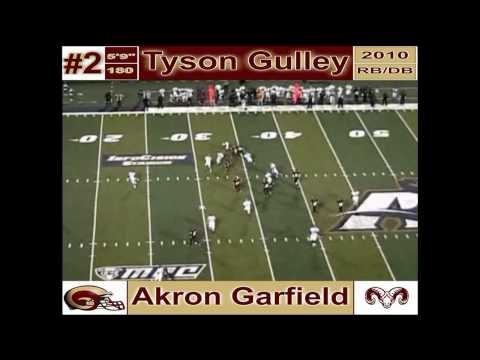 Prince Tyson-Gulley 2009 High School Highlights video.