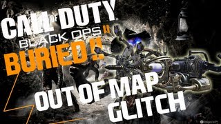 """Download Lagu """"BURIED"""" Zombies - """"GLITCH"""" Out of Map Paralyzer Tutorial! - Black Ops 2 Vengeance DLC Mp3"""