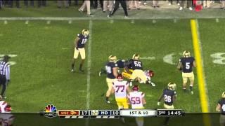 Matt Barkley vs Notre Dame (2011)