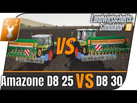 Amazone D8-25 v1.0.1.0