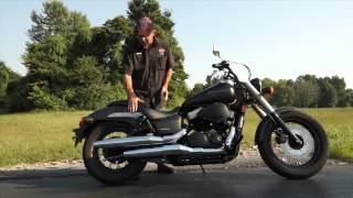 5. 2012 Honda Shadow Phantom VT750C2B