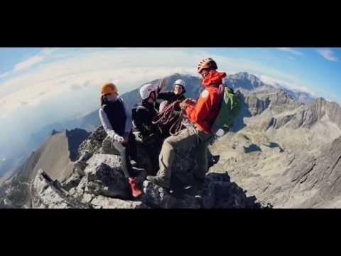 VIDEO: Horská turistika vo Vysokých Tatrách